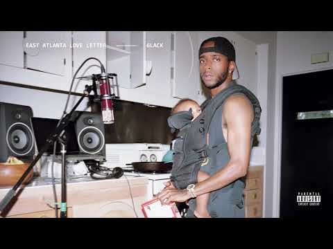 6LACK – Pretty Little Fears ft. J. Cole (Audio)