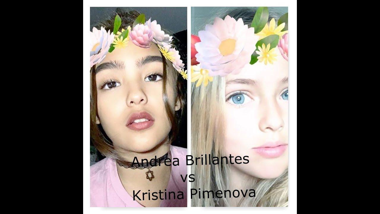 Andrea Brillantes Snapchat