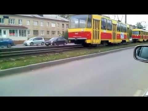 Новости Барнаул двойное  Дтп Малахова Бия 23.09.15 / News Barnaul the accident