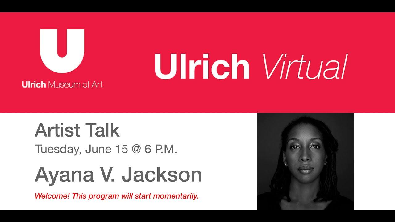 Download Ulrich Virtual   Ayana V. Jackson