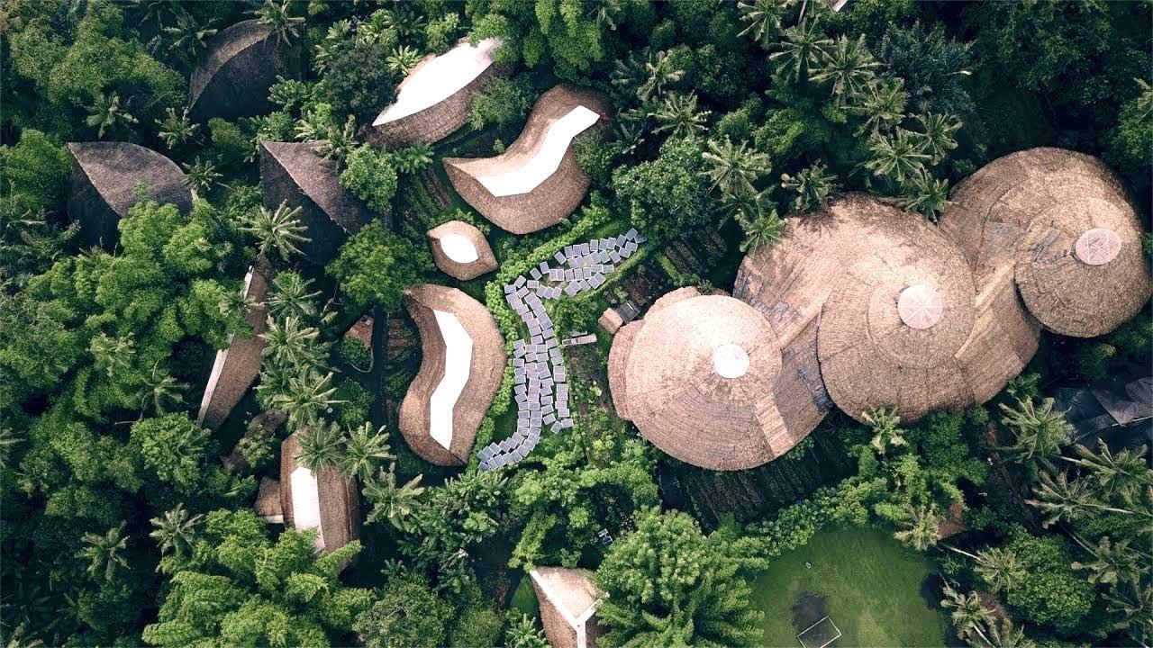 Resultado de imagen para green school indonesia