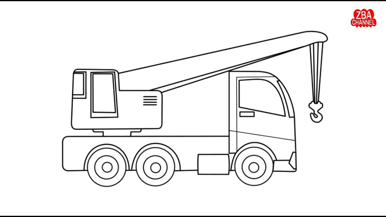 50 mewarnai truk derek paling top