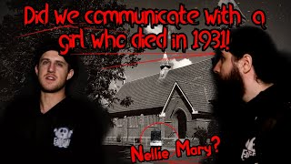 Season 2 - Haunted - Ep9 - St Luke's cemetery | Dapto - The spirit of Nellie Mary