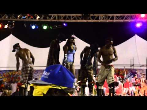 CALYPSO FIESTA 2013 feat. JOHNNY KING, EXPLAINER, SCRUNTER, SHADOW & BLACK STALIN by BACCHANAL-TV HD