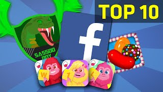 Top 10 Facebook Casual Games 2016