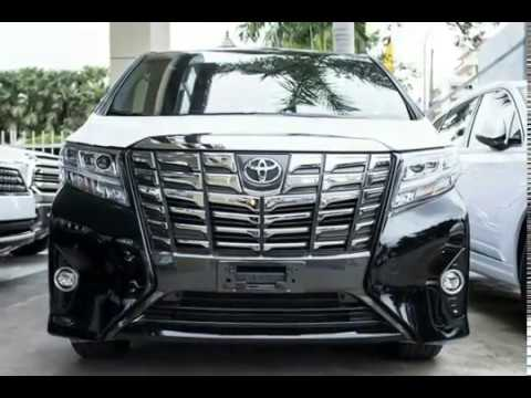 All New Alphard Executive Lounge Immobilizer Grand Avanza Toyota 2017 Youtube