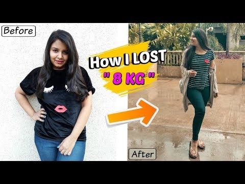 What I Eat In A Day To Lose Weight | How I Lost 8 KG | Indian