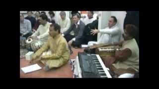 Pt Subramaniam Nirmala Ma Bhajan Raag (Sahaja Yoga Music) Shri Mataji Christmas Concert Genova 2010