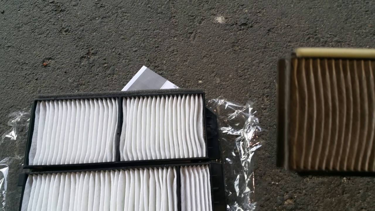 hd 2004 2009 mazda 3 cabin air filter change diy no glove compartment removal method youtube [ 1280 x 720 Pixel ]