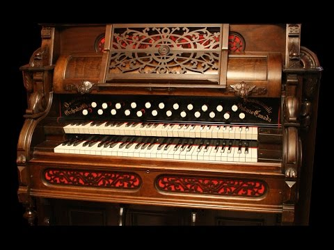 Toccata & Fugue in D Minor - Reed Organ (Pump Organ)