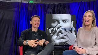 Entrevista exclusiva con Fonseca, donde nos habla de su nuevo album: Agustin