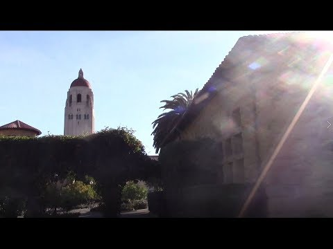 Hoover Tower 14th Floor Tour at Stanford University on January 28, 2018