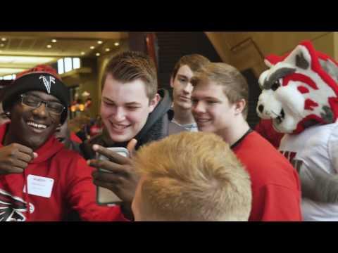 Admitted Student Weekend 2017 | Indiana Wesleyan University
