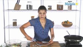 How To Make Flat Iron Steaks With Peanut Sauce