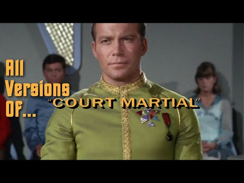 All Versions Of... - Court Martial (version comparison) (version 4) from YouTube · Duration:  14 minutes 56 seconds
