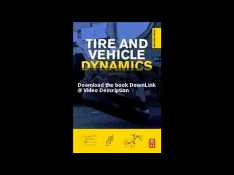 Tyre and Vehicle Dynamics 3rd Edition by Hans B  Pacejka Ebook [PDF]  Download