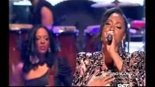 Shontelle - Impossible -LIVE