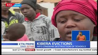Amnesty international wants government to urgently resettle and compensate Kibera residents