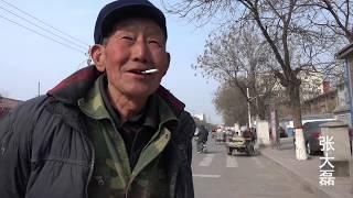 河南70岁大爷天天赶马车进城拉货,一天能挣60块,交警照顾老宝贝