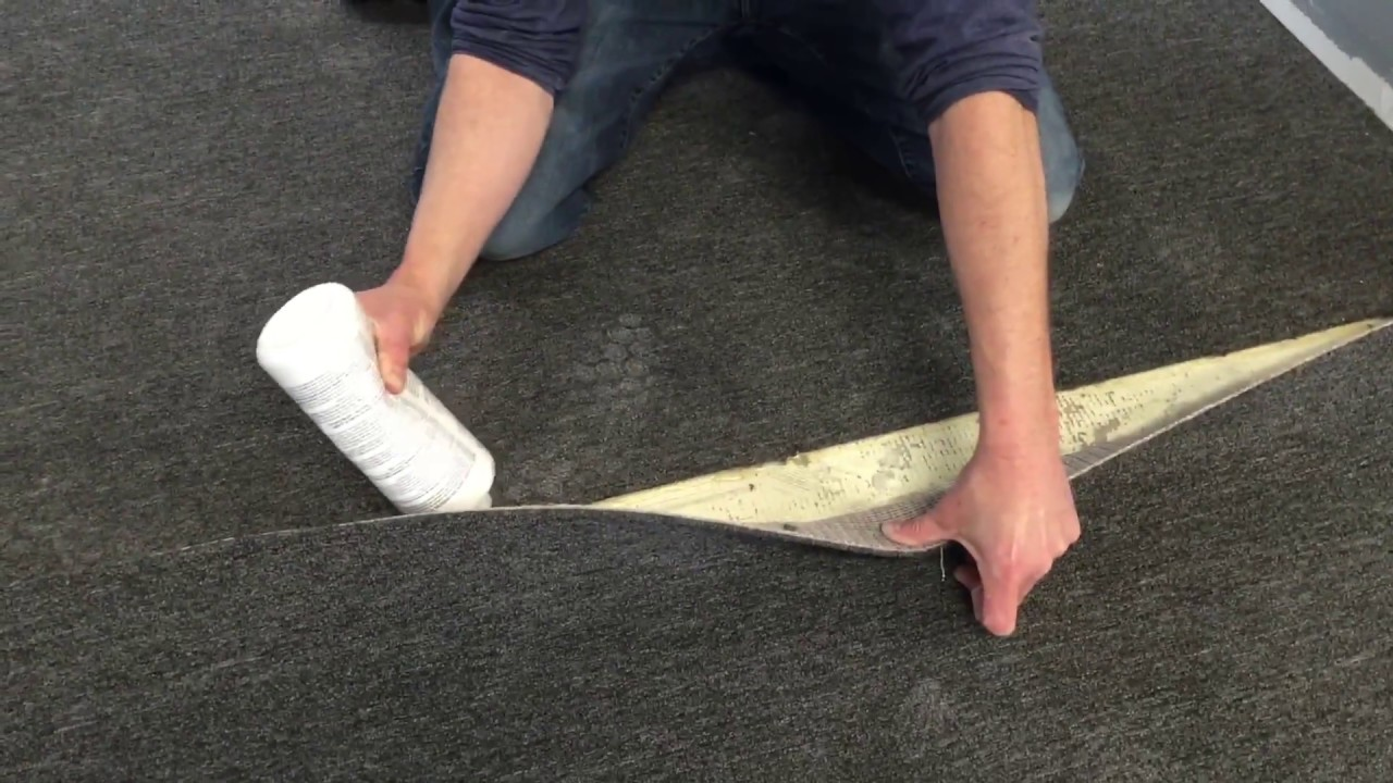 How To Cut And Seam Glue Down Indoor Outdoor Carpet