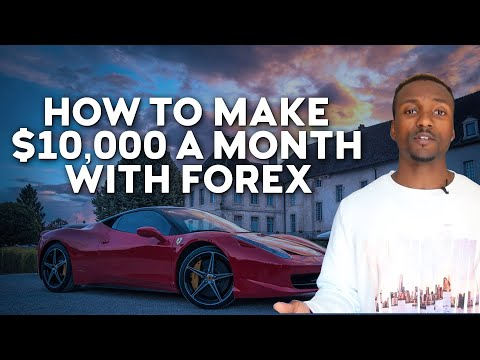 HOW TO MAKE $10,000 PER MONTH TRADING FOREX - How much money do forex traders make? 💸
