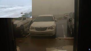 Watch as Hurricane Michael devastates the Florida panhandle