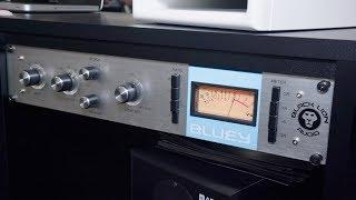 Black Lion Audio Bluey FET Compressor - NAMM 2020