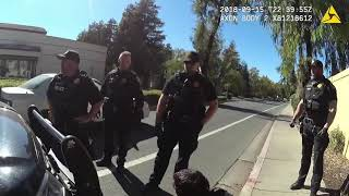 Pittsburg police release body cam video of controversial arrest