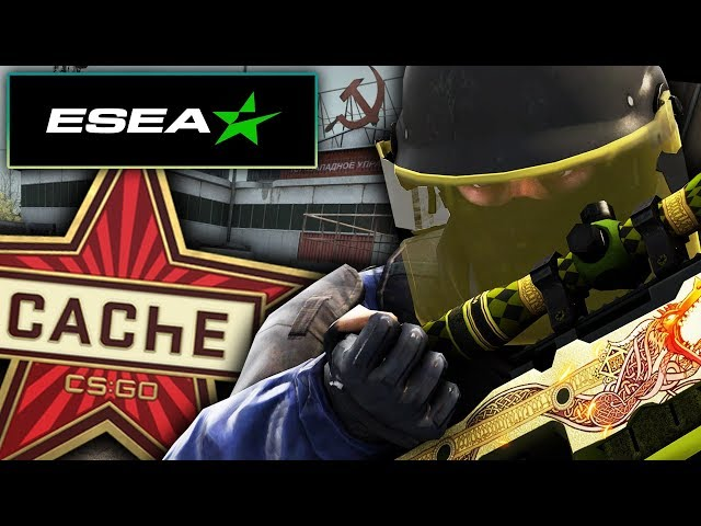 ROAD TO RANK S | CACHE 🏭 | ¡LA JUGADA DEFINITIVA! | ESEA✅