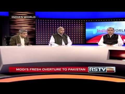 India's World - Modi's fresh overture to Pakistan