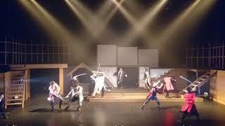 本若第十弐回本公演の時の舞台稽古風景です☆ 2017年7月の公演です.