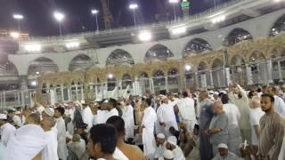 azan subuh di masjidil haram june 2016