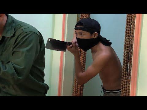 ToRung Tập 8   Phim Hài: Tên Trộm Đột Nhập Nhà ToRung