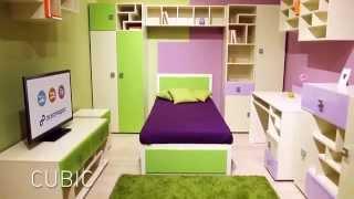 Мебель для детской комнаты Cubik  / Кубик (Аква Родос). Магазин детской мебели BABY ROOM в Одессе.(, 2015-08-20T13:18:54.000Z)