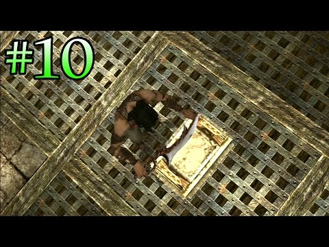 Prince of Persia: Warrior Within Walkthrough - Part 10 (All Life Upgrades) (PS3 HD)