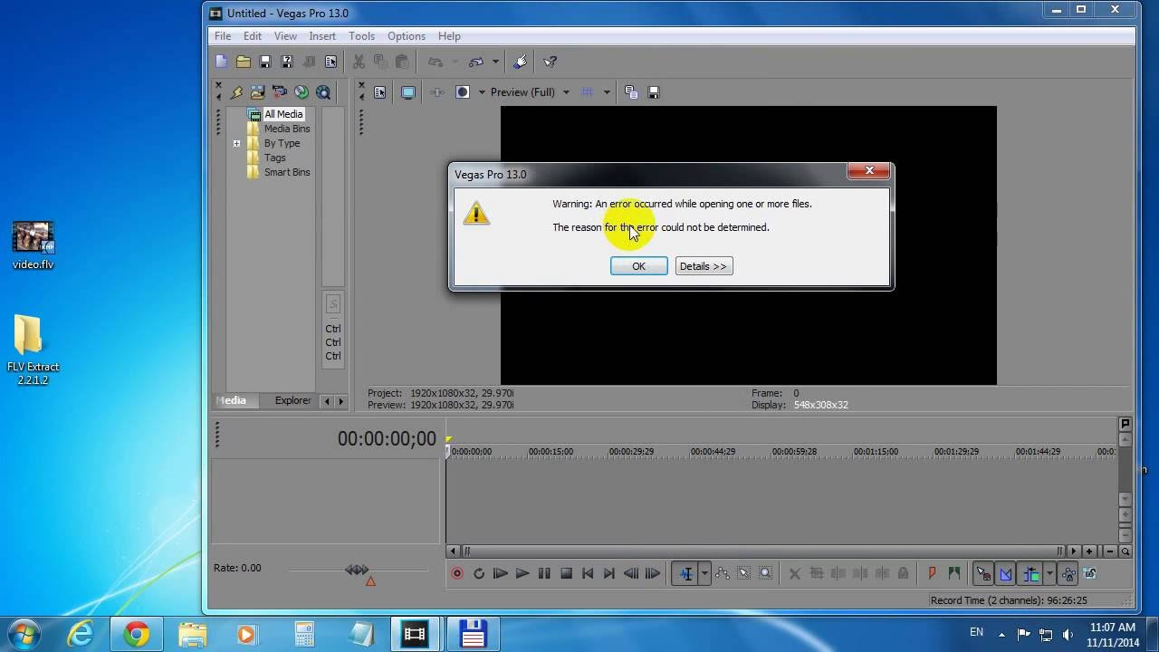 What is Flash Video and how to open a flv file