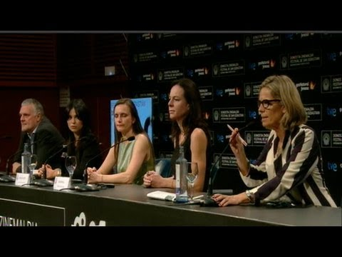 Press conference ''Die Lebenden/ The Dead And The Living''