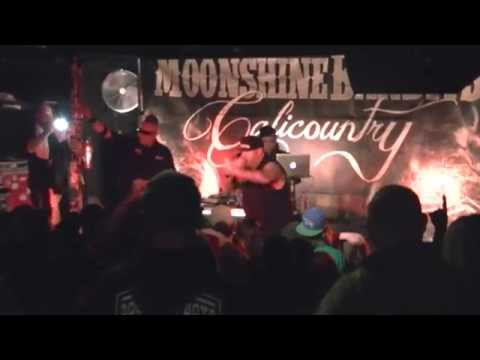 The Moonshine Bandits @ El Corazon 3-30-2014