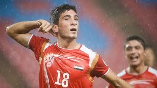 Uzbekistan vs Syria: AFC U-16 Championship 2014