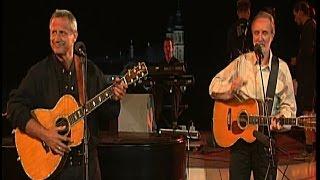Hannes Wader & Konstantin Wecker - Gut wieder hier zu sein - Live 2001