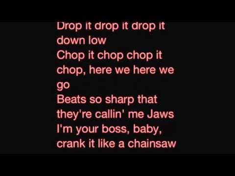 Chainsaw lyrics