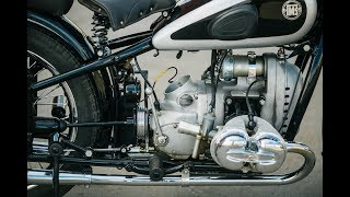 Запуск двигателя, М80. Мотомир Вячеслава Шеянова