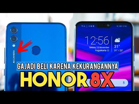 Review Honor 8X - Kekurangan Yang Fatal Buat Sebagian Orang