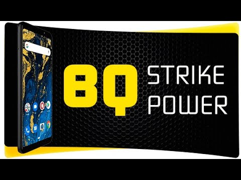 Обзор Смартфонов BQ Strike Power 5535L Plus и 6035L Max - Характеристики и Отзыв
