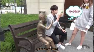 Video [ENG] 160612 Another Miss Oh (또!오해영) BTS (Part 7) download MP3, 3GP, MP4, WEBM, AVI, FLV Mei 2018