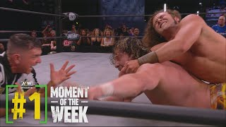 Was Jungle Boy Able to Fulfill His Destiny Against the Champ? | AEW Saturday Night Dynamite, 6/26/21