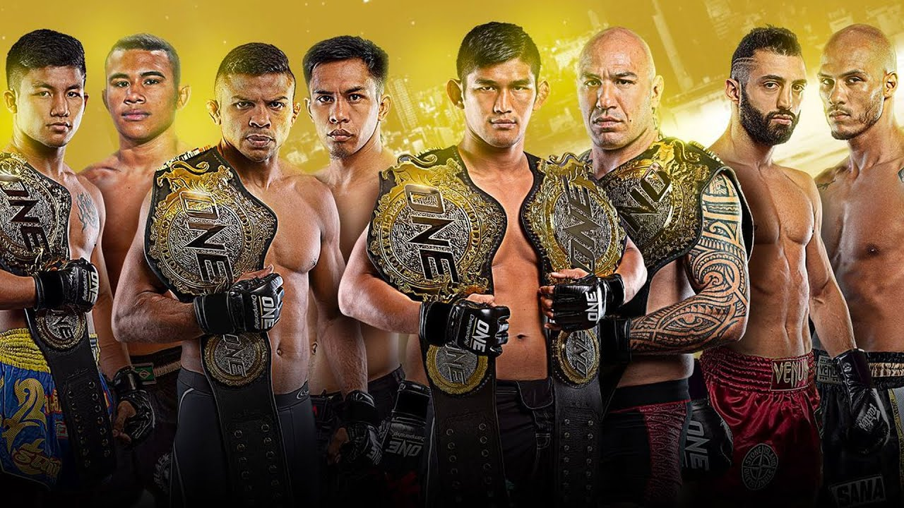 ONE Championship: CENTURY PART II | Event Replay