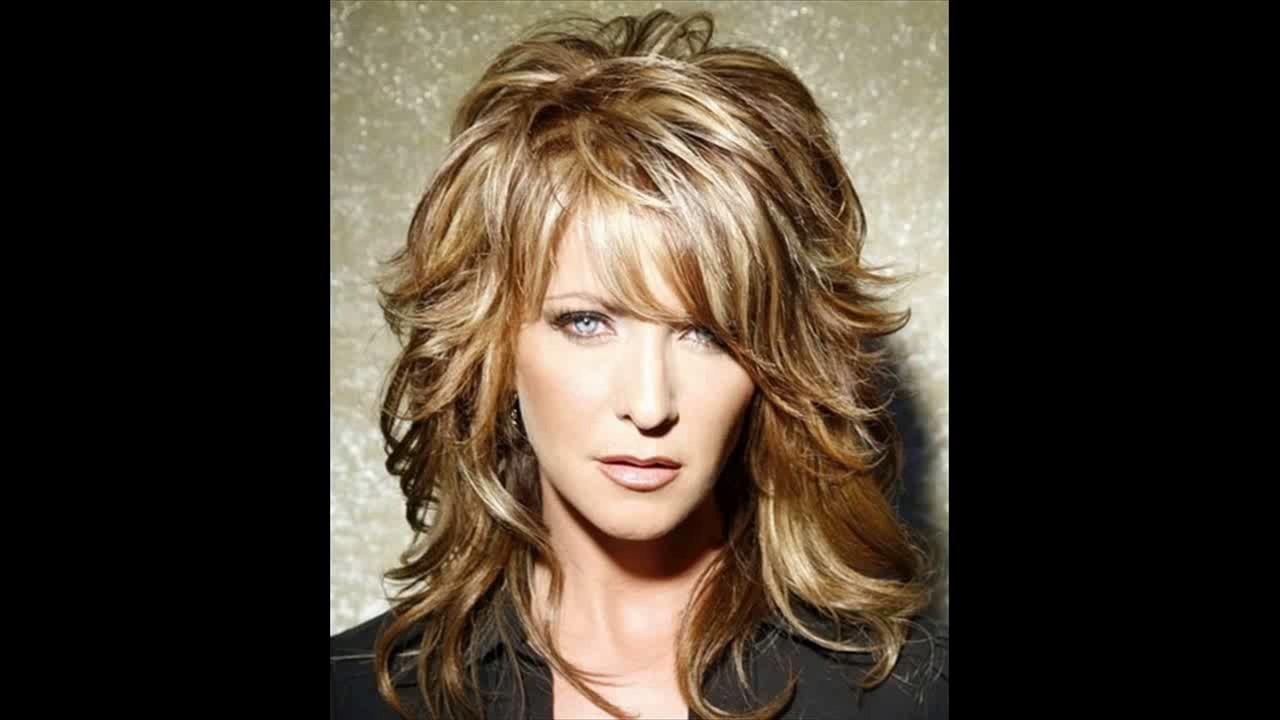 layered haircuts women