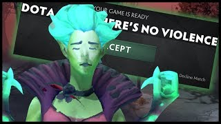 Dota 2 But There's No Violence