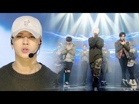 《POWERFUL》 GOT7(갓세븐) - Fly @인기가요 Inkigayo 20160410